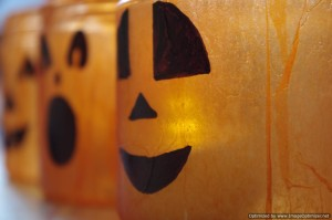 Pumpkin Nightlight