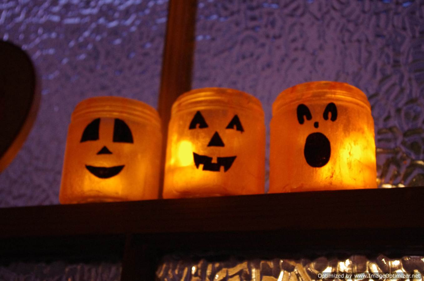 How to make a child-friendly Pumpkin nightlight