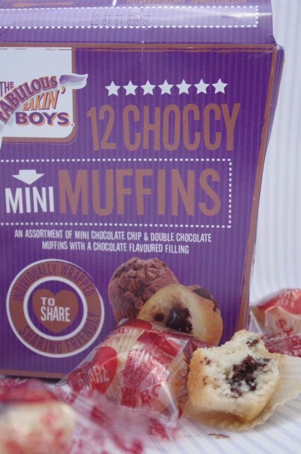 Fabulous bakin boys mini muffins review