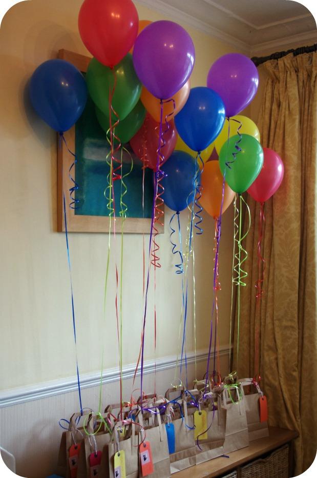 Parttis: 8 ideas para una decoración práctica y divertida con globos
