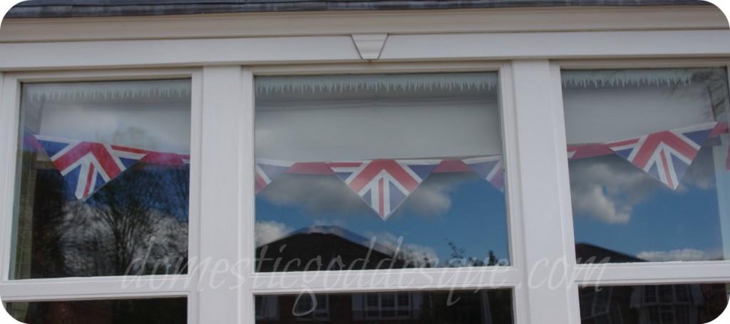 Union Jack Jubilee Bunting