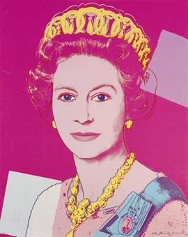 Queen Elizabeth II, Warhol