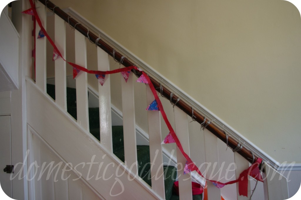 quick easy jubilee decoration olympic bunting