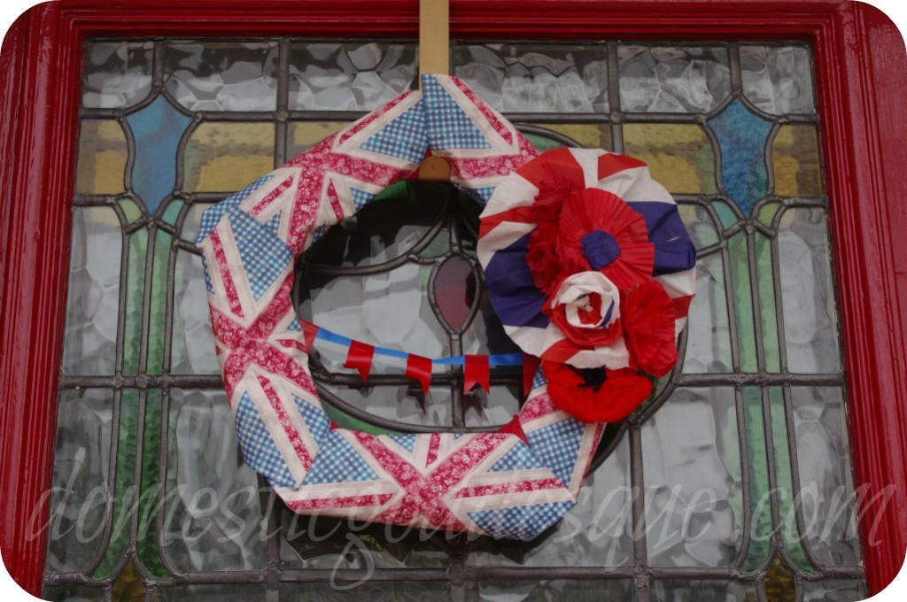 easy jubilee wreath