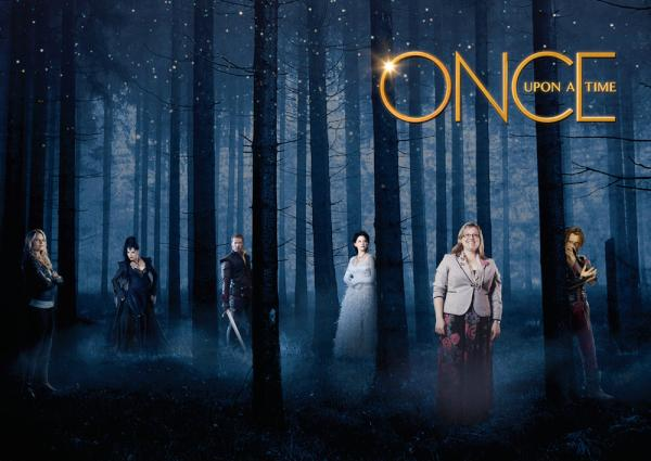 once upon a time on Five