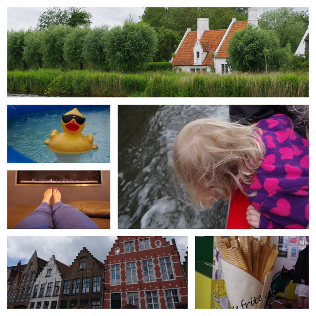 Things I learned in Bruges