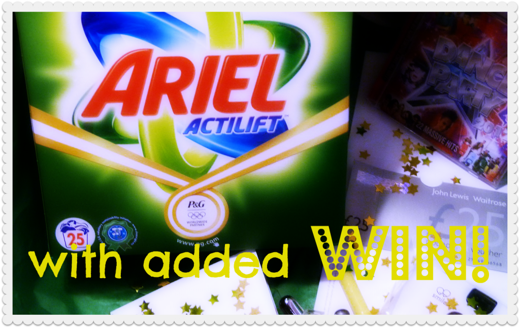 Ariel Powder Which Best Buy