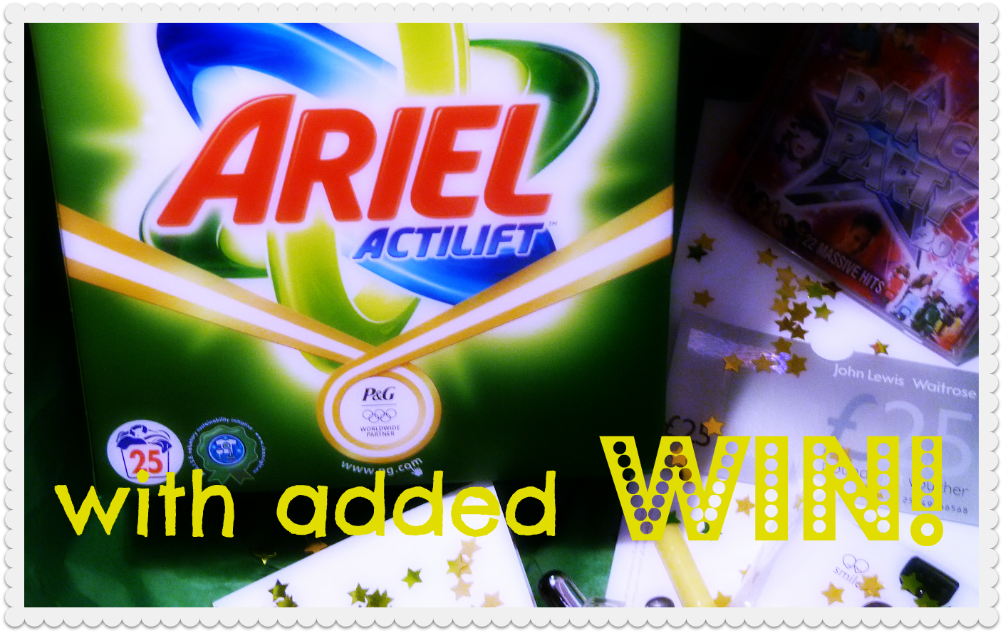Ariel Powder Which? Best Buy for the third time