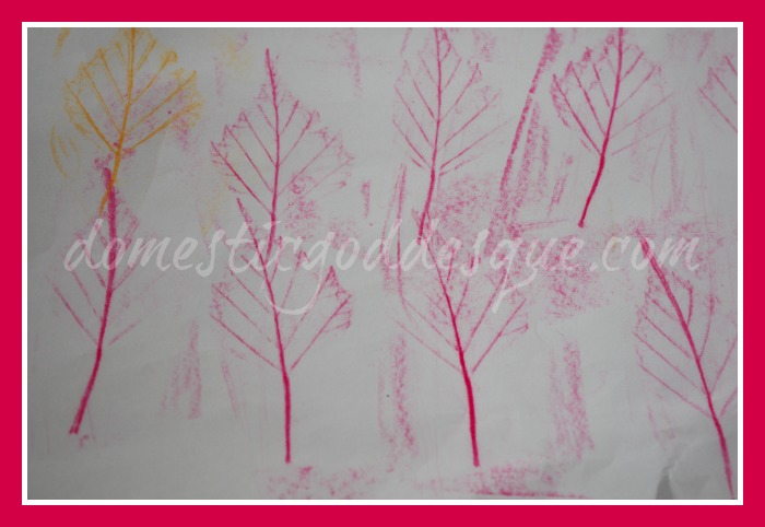 Hockney Trees