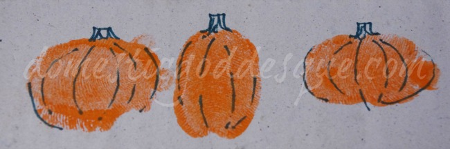 fingerprint pumpkin patch