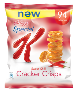 Special K cracker crisps review