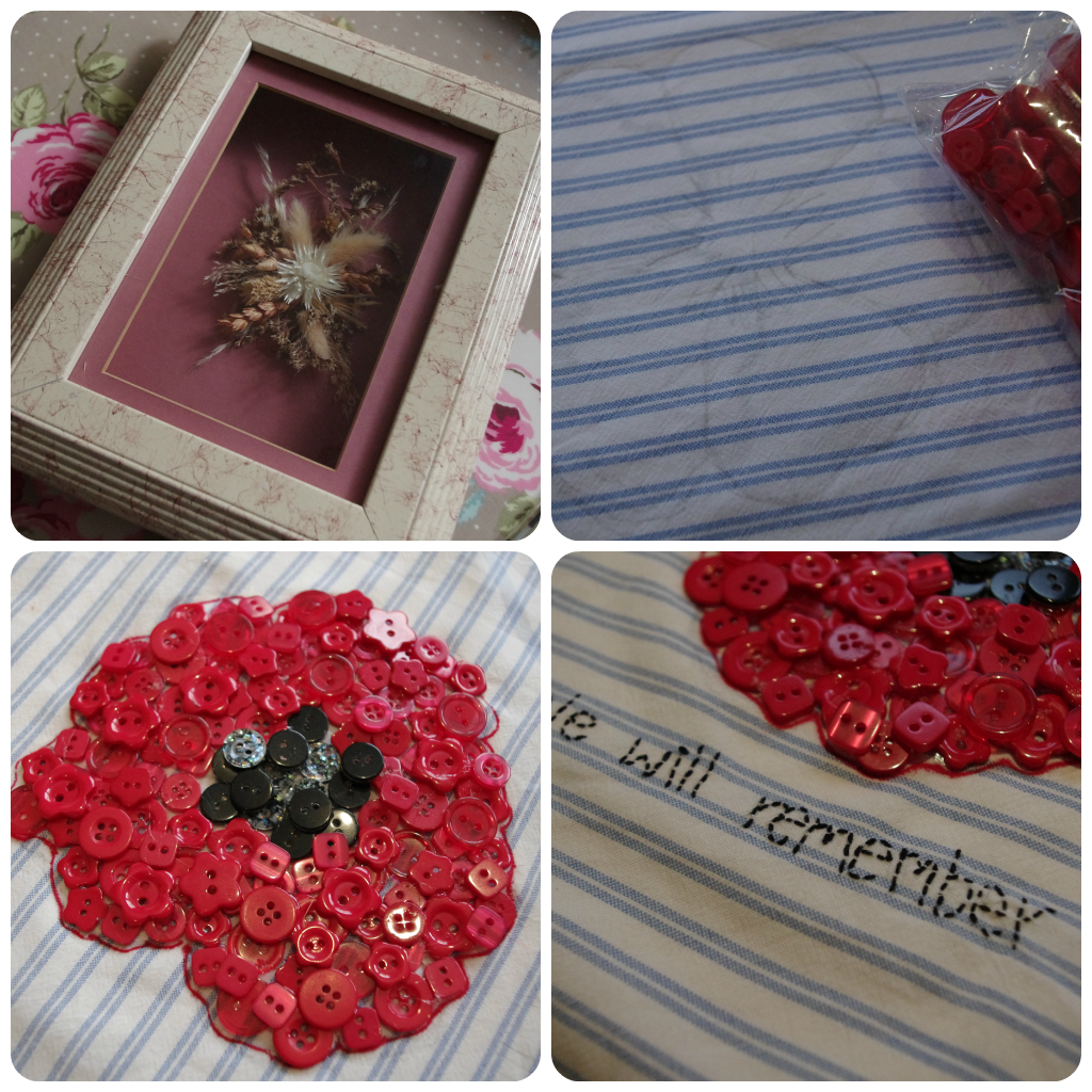 poppy craft remembrance day