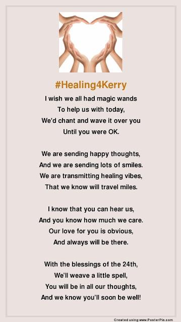 #healing4Kerry