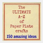 150 paper plate craft ideas