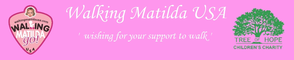 walking Matilda