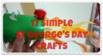 17 simple st georges crafts