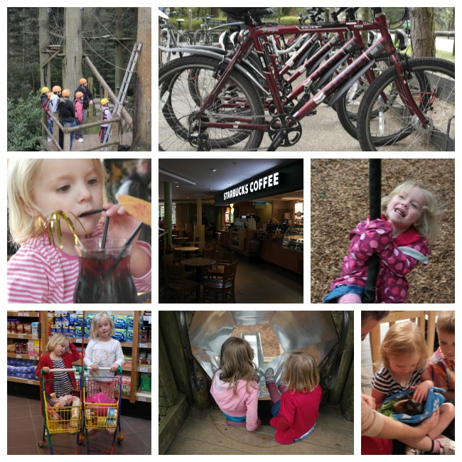 Center Parcs Longleat review