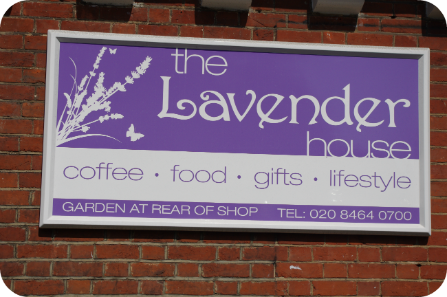 lavender house cafe bromley