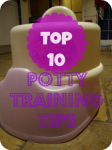 top ten potty training tips