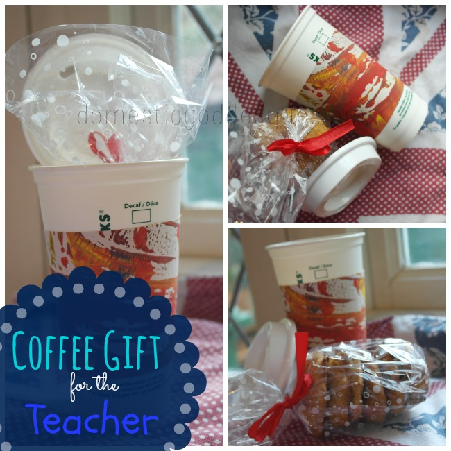 Coffee Gift for Teachers