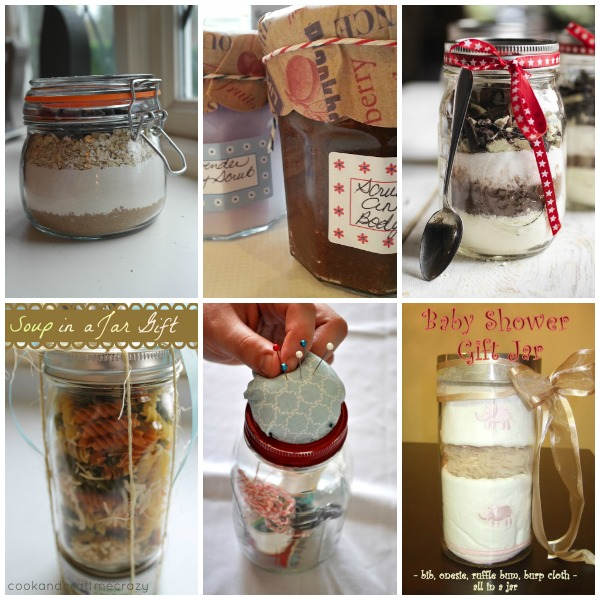 Gifts In Jars Easy Homemade Gift Ideas