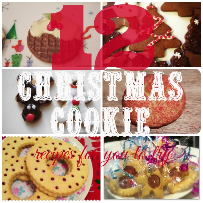Giving Extra this Christmas: 12 cookies of Christmas