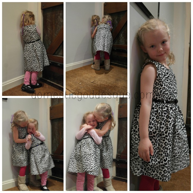 Florence and Fred Tesco Animal Dress