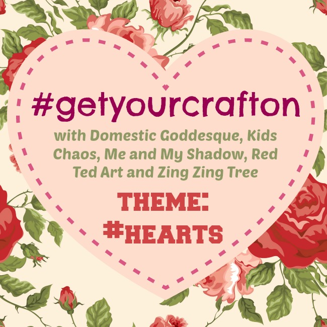 #getyourcrafton january challenge