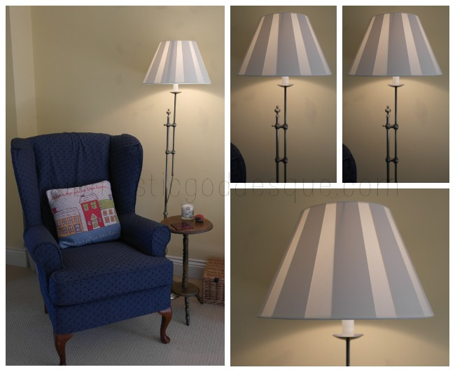lighting the sitting room with wayfair