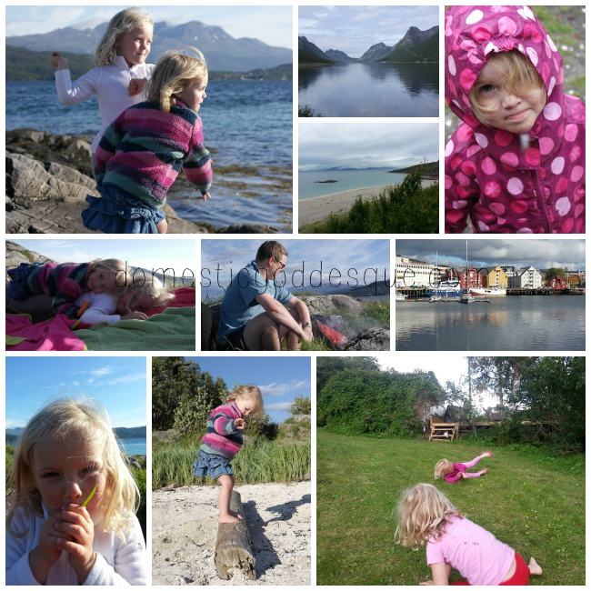 Norway holiday with children #glistenmoment