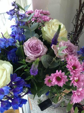tesco finest flowers