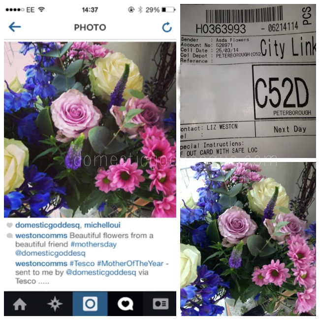 Tesco *Finest Flowers review