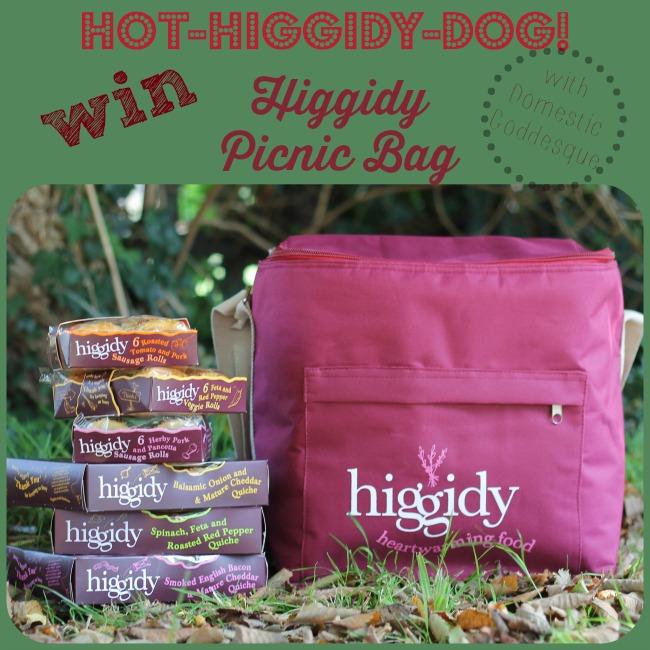 Win a Higgidy summer picnic!