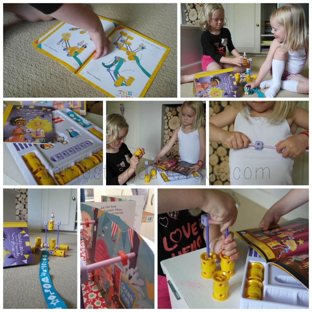 goldieblox toys for future innovators review