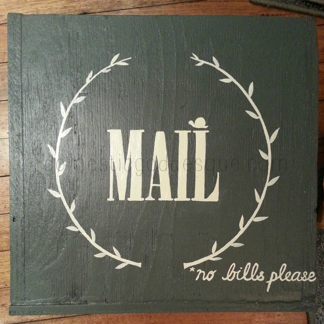 Snail Mail Mailbox Makeover