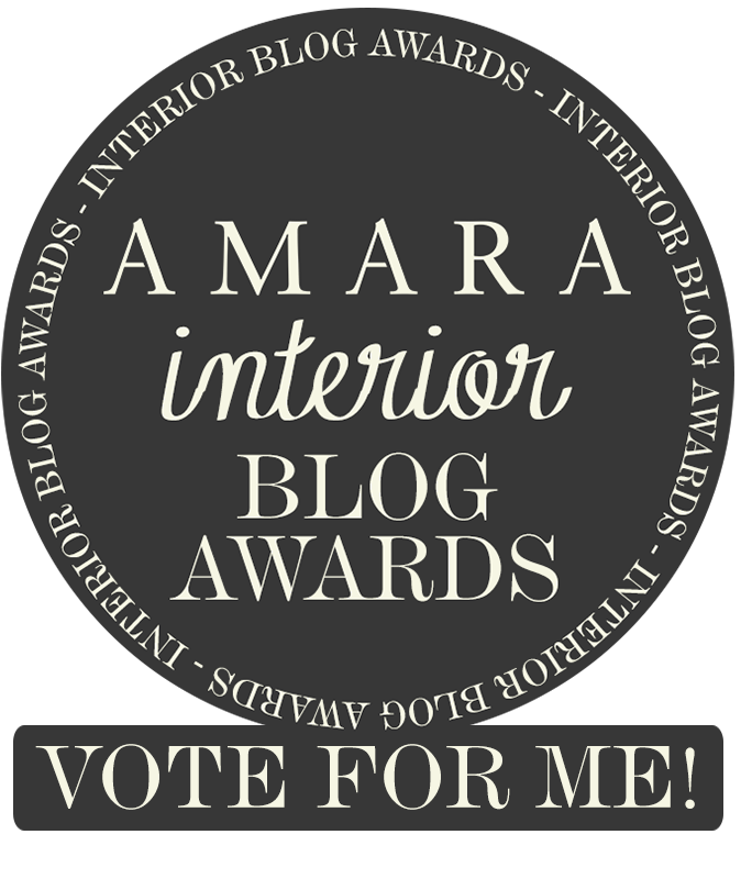 Vote for me to win Best DIY Blog