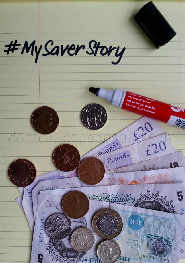 A Retro Approach to Saving #MySaverStory