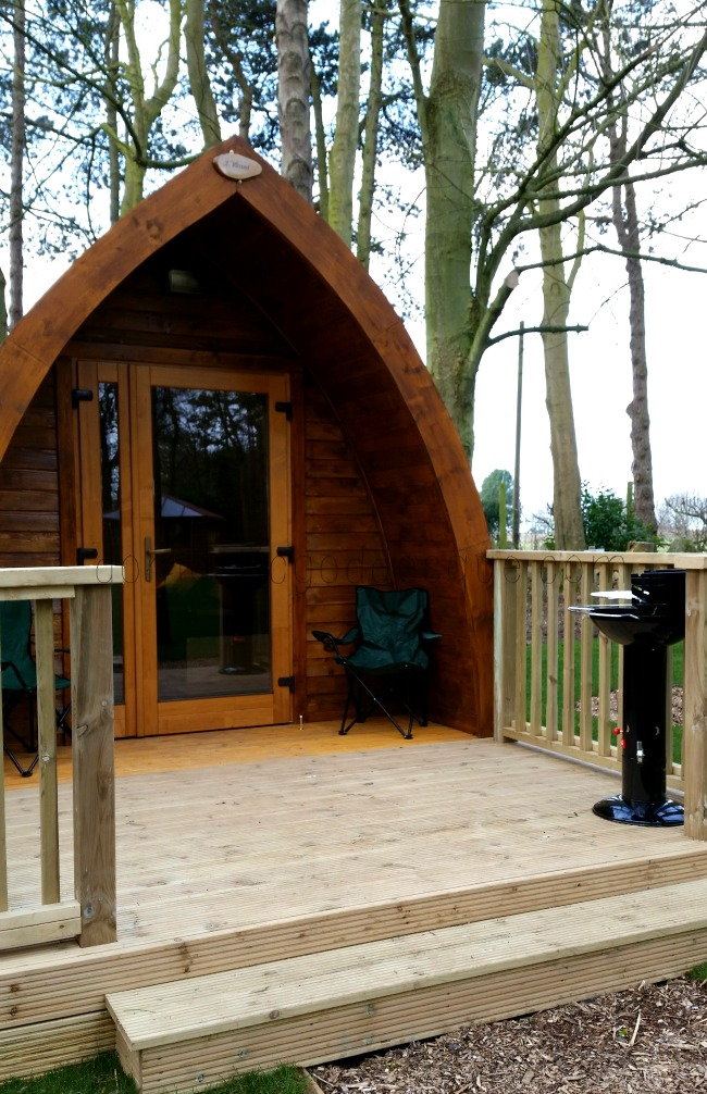 Family Travel: Camping Pods at Port Lympne - Domestic Goddesque