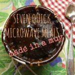 Seven microwave meals you can make in a mug
