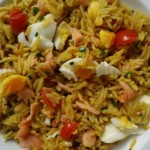 5 Minute Kedgeree